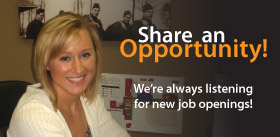 Share an Opportunity with Career Services