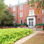 Residence Halls and Apartments - Veasey Hall