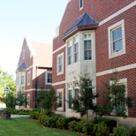 Residence Halls and Apartments - Quad (New Houses)