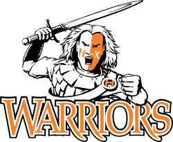Warriors Logo - Color