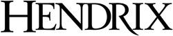 Hendrix Logo - Wordmark