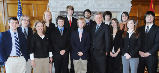 Arkansas Student Congress competition