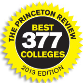 Princeton Review Seal