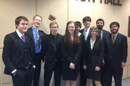 Mock Trial Team 2013