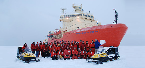 Antarctica Science