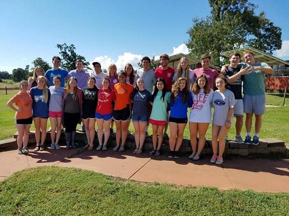 Service Scholars 2016 Retreat