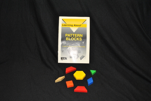 Blocks, Pattern Blocks (set 1)