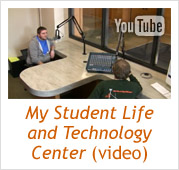 Youtube Link - My Student Life and Technology Center