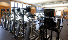 Fitness Center in the Welness and Athletics Center