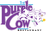 Purple Cow-logo