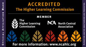 Accredited Member graphic