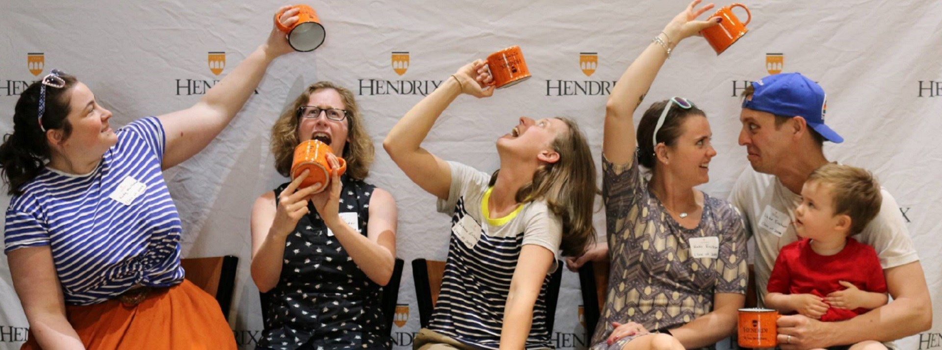Alumni Weekend mugshots