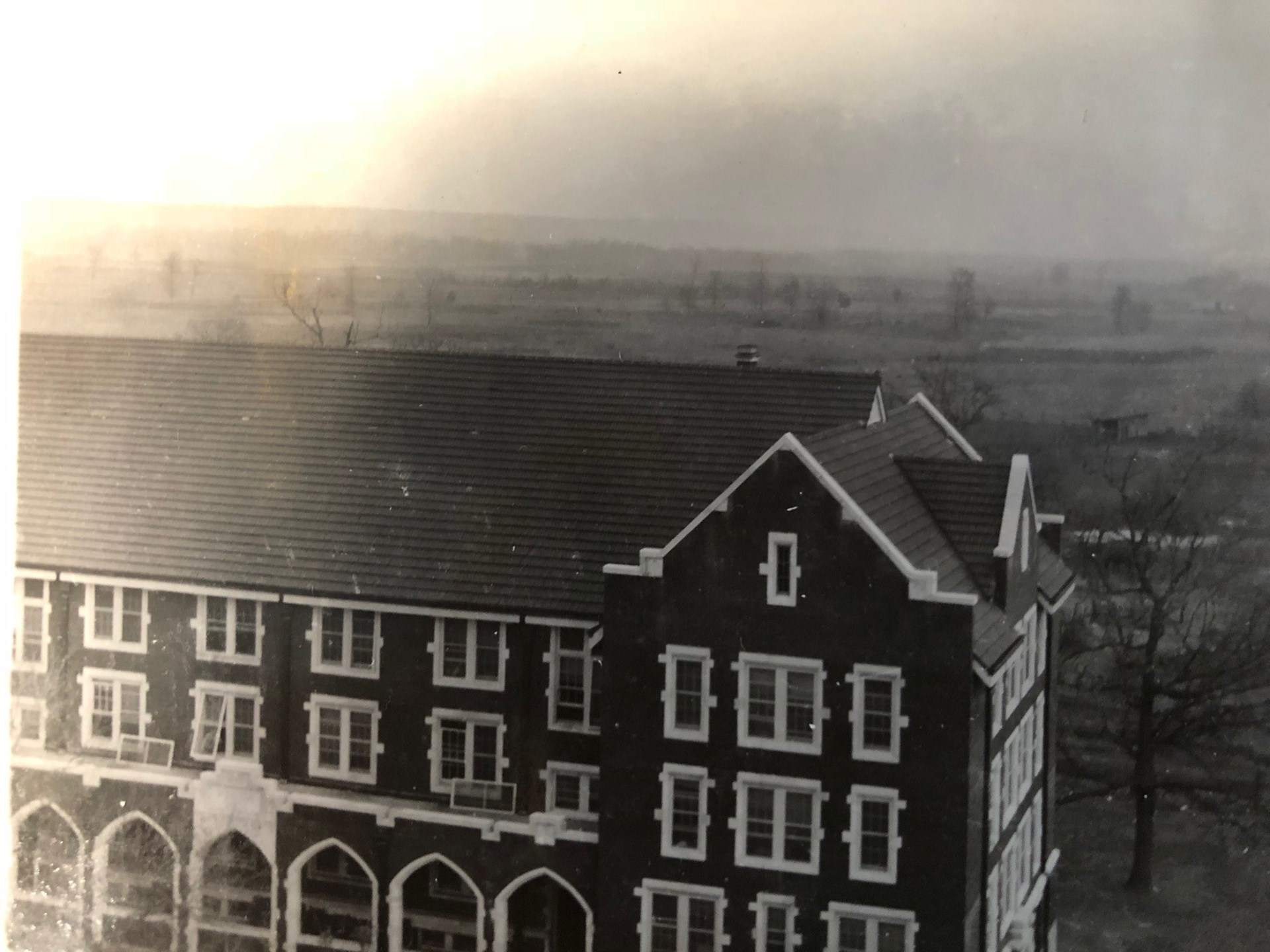 Martin Hall 100