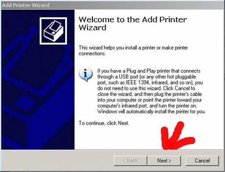 Printer How To Step 5