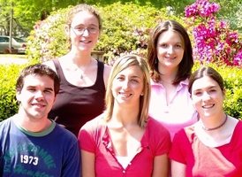 psi chi officers