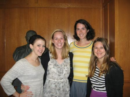 Psi Chi Officers 2012-2013