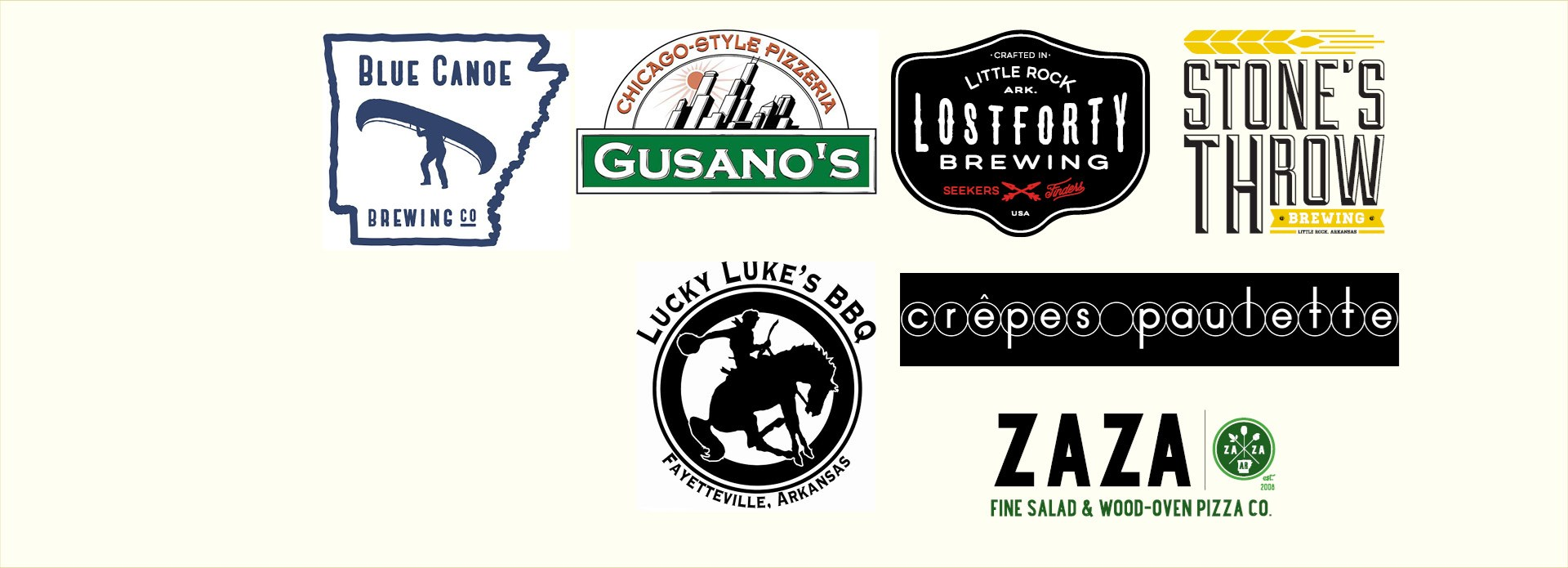 Restaurant Logos - Giving Day 2018 v5