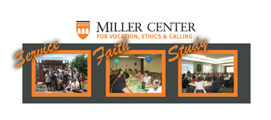 Welcome to the Miller Center
