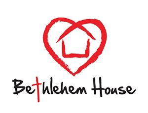Bethlehem House Logo Vertical