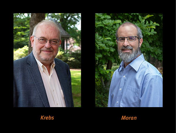 2019.06.05 Distinguished Profs Krebs Moran_web600.png