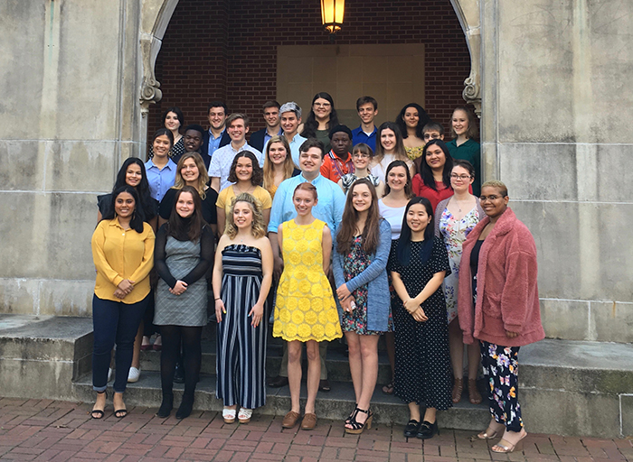 Murphy Scholars Inducted from the Class of 2022 | Hendrix